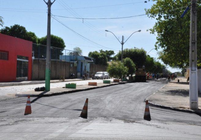 asfalto avenida sao vicente